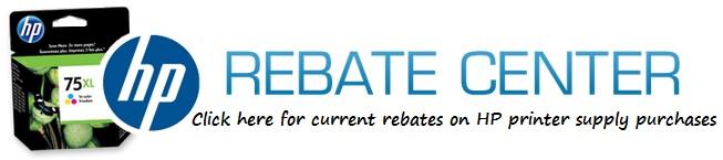 HP Rebate Center 2
