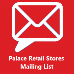 retail stores mailing list