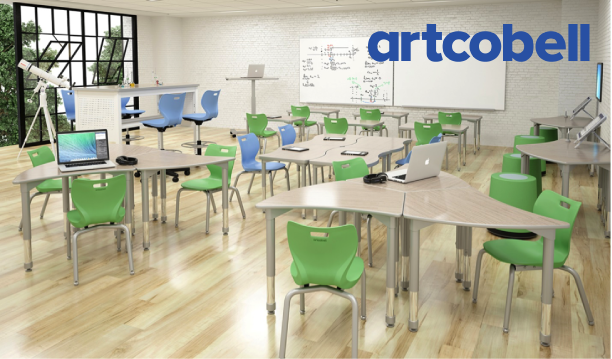 Classroom Design Inspiration from Artcobell